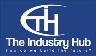 Logo: The Industry Hub: How Do We Build the Future?